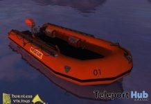 Emergency Response Boat Gift by HVW- Teleport Hub - teleporthub.com