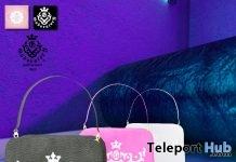 Leather Bag G May 2019 Gift by !cream spaghetti hair! x GABORATORY- Teleport Hub - teleporthub.com