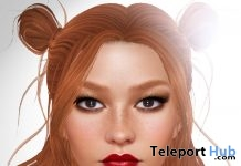 Li Midtone Skin Applier For LOGO Mesh Heads Group Gift by Lara Hurley Skin - Teleport Hub - teleporthub.com
