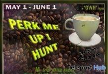 Perk Me Up Hunt 2019- Teleport Hub - teleporthub.com