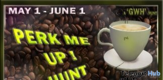 Perk Me Up Hunt 2019 - Teleport Hub - teleporthub.com
