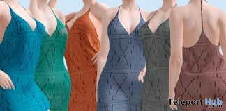 Summer Short Dress May 2019 Group Gift by RUSH Love Your Look!- Teleport Hub - teleporthub.com