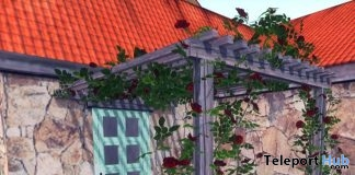 French Cottage May 2019 Group Gift by PiCaZZo- Teleport Hub - teleporthub.com