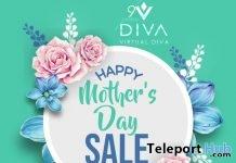 Virtual Diva Mother's Day Big Sale 2019- Teleport Hub - teleporthub.com