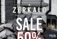 Zerkalo 50% Off Store Wide Sale 2019- Teleport Hub - teleporthub.com