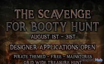 The Scavenge for Booty Treasure Hunt- Teleport Hub - teleporthub.com