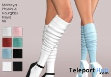 Clara Heels Fatpack June 2019 Group Gift by MOoH! - Teleport Hub - teleporthub.com