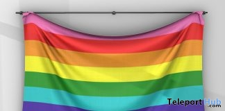 LGBT Pride Tapestry June 2019 Gift by Fancy Decor - Teleport Hub - teleporthub.com