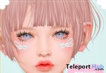 Neo Neon Face Sticker June 2019 Group Gift by MOMOCHUU - Teleport Hub - teleporthub.com