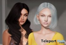Winx and Kelsey Hair June 2019 Group Gifts by Bold & Beauty - Teleport Hub - teleporthub.com