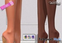 Ashanti Heels June 2019 Group Gift by [WellMade] - Teleport Hub - teleporthub.com