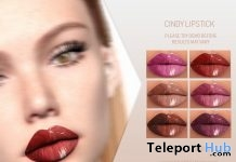 Cindy Lipstick Collection June 2019 Group Gift by Prada Beauty - Teleport Hub - teleporthub.com