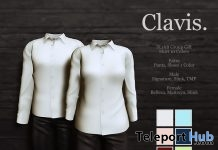 Male & Female Shirt Fatpack June 2019 Group Gift by Clavis - Teleport Hub - teleporthub.com