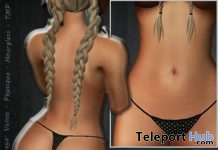 Dots Panties 1L Promo Gift by LS DIAMOND - Teleport Hub - teleporthub.com