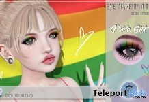 Pride Eye Makeup 003 June 2019 Group Gift by Rekt Royalty - Teleport Hub - teleporthub.com