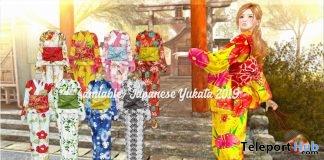 Japanese Yukata 2019 50% Off Promo by {amiable} @ N21 June 2019- Teleport Hub - teleporthub.com