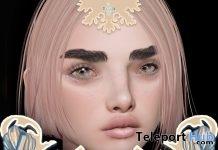 Welcome To The Jungle Eyebrows June 2019 Gift by La Malvada Mujer- Teleport Hub - teleporthub.com