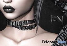 Summer Hater Collar June 2019 Group Gift by CerberusXing- Teleport Hub - teleporthub.com