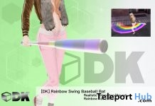 Rainbow Swing Baseball Bat June 2019 Group Gift by [DK]scripts - Teleport Hub - teleporthub.com