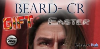 Beard CR Med Style Easter June 2019 Group Gift by REBIRTH - Teleport Hub - teleporthub.com