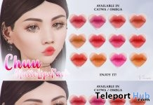 Chuu Matte & Lipgloss 25L Promo by Viena- Teleport Hub - teleporthub.com