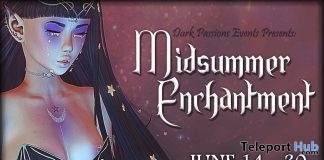 Midsummer Enchantment 2019 - Teleport Hub - teleporthub.com