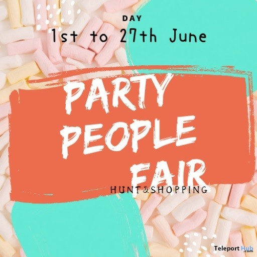 Party People Fair & Hunt 2019 - Teleport Hub - teleporthub.com