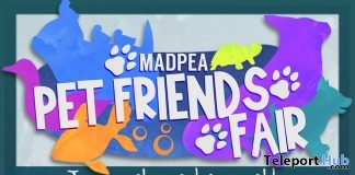 MadPea Pet Friends Fair 2019 - Teleport Hub - teleporthub.com
