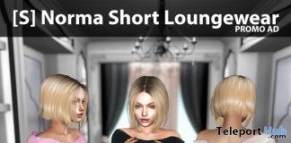 New Release: [S] Norma Short Loungewear by [satus Inc]- Teleport Hub - teleporthub.com