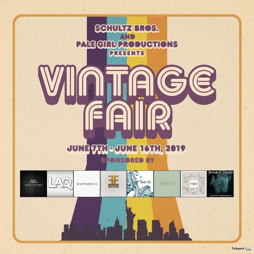 Vintage Fair 2019- Teleport Hub - teleporthub.com