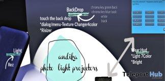 Light Projectors Tool June 2019 Group Gift by Andika- Teleport Hub - teleporthub.com