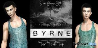Tor Tanktop & Tori Dress June 2019 Group Gift by BYRNE- Teleport Hub - teleporthub.com