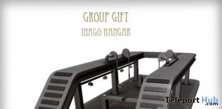 Inago Hanger June 2019 Group Gift by D-LAB - Teleport Hub - teleporthub.com