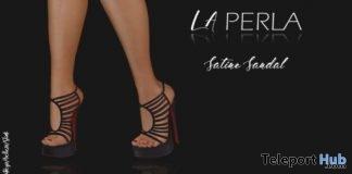 Satine Sandal 1L Promo Gift by La Perla- Teleport Hub - teleporthub.com