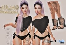 Lala Outfit July 2019 Group Gift by Julia's Scandal - Teleport Hub - teleporthub.com