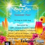 Frisky Friday's Summer Fun 2019 - Teleport Hub - teleporthub.com