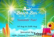 Frisky Friday's Summer Fun 2019- Teleport Hub - teleporthub.com