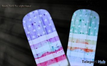 4th of July Ice Cream July 2019 Gift by ChicChica- Teleport Hub - teleporthub.com