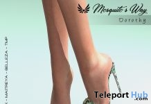 Dorothy Heels July 2019 Group Gift by Mosquito's Way - Teleport Hub - teleporthub.com