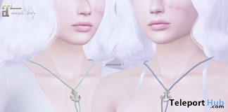 Sail Away Harness and Necklace July 2019 Group Gift by Ama. - Teleport Hub - teleporthub.com