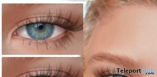 Eyes Applier July 2019 Group Gift by LERONSO skins- Teleport Hub - teleporthub.com