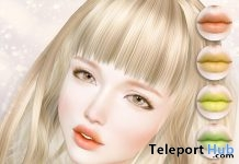 Alice Lipstick Pack July 2019 Group Gift by Clavis- Teleport Hub - teleporthub.com