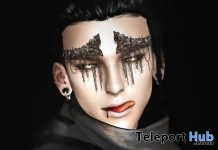 Ingrain Eyebrow Jewelry July 2019 Group Gift by PENDULUM - Teleport Hub - teleporthub.com