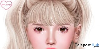 Xinyu Lashes July 2019 Group Gift by MICHAN- Teleport Hub - teleporthub.com