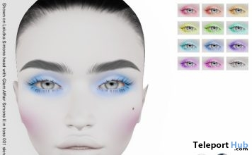 Polly Eye Makeup July 2019 Limited Time Gift by Zibska - Teleport Hub - teleporthub.com