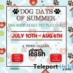 Dogs Days of Summer Hunt 2019 - Teleport Hub - teleporthub.com