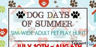 Dogs Days of Summer Hunt 2019- Teleport Hub - teleporthub.com