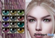 Eyes Selection Appliers July 2019 Group Gift by Stunner Originals- Teleport Hub - teleporthub.com