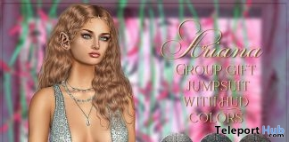 Mini Jumpsuit August 2019 Group Gift by ANTAYA - Teleport Hub - teleporthub.com