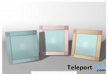Baby Girl Frames August 2019 Group Gift by Star Sugar- Teleport Hub - teleporthub.com